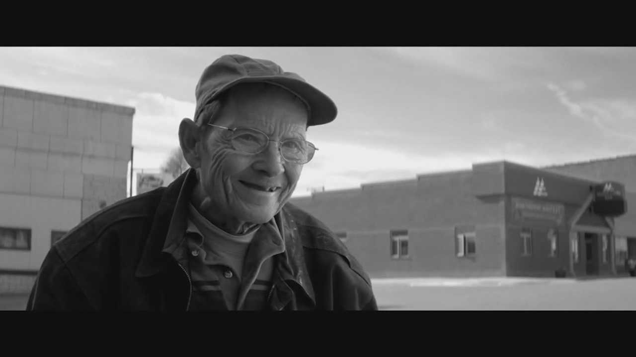 Iowan wins role in new movie 'Nebraska'