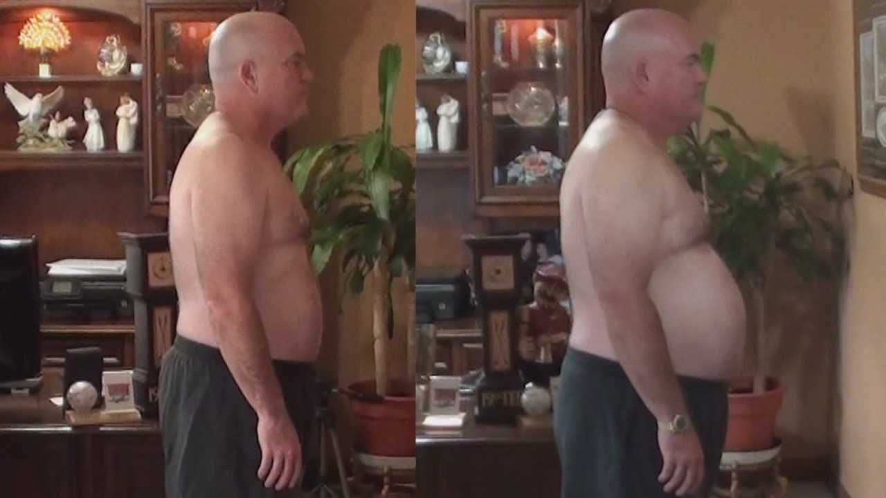 Science teacher gets surprising results from McDonald's diet