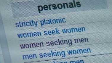 Craiglist personals