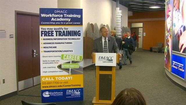 dmacc job program