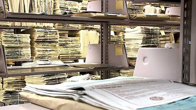 Newspapers piling up at Iowa historical museum