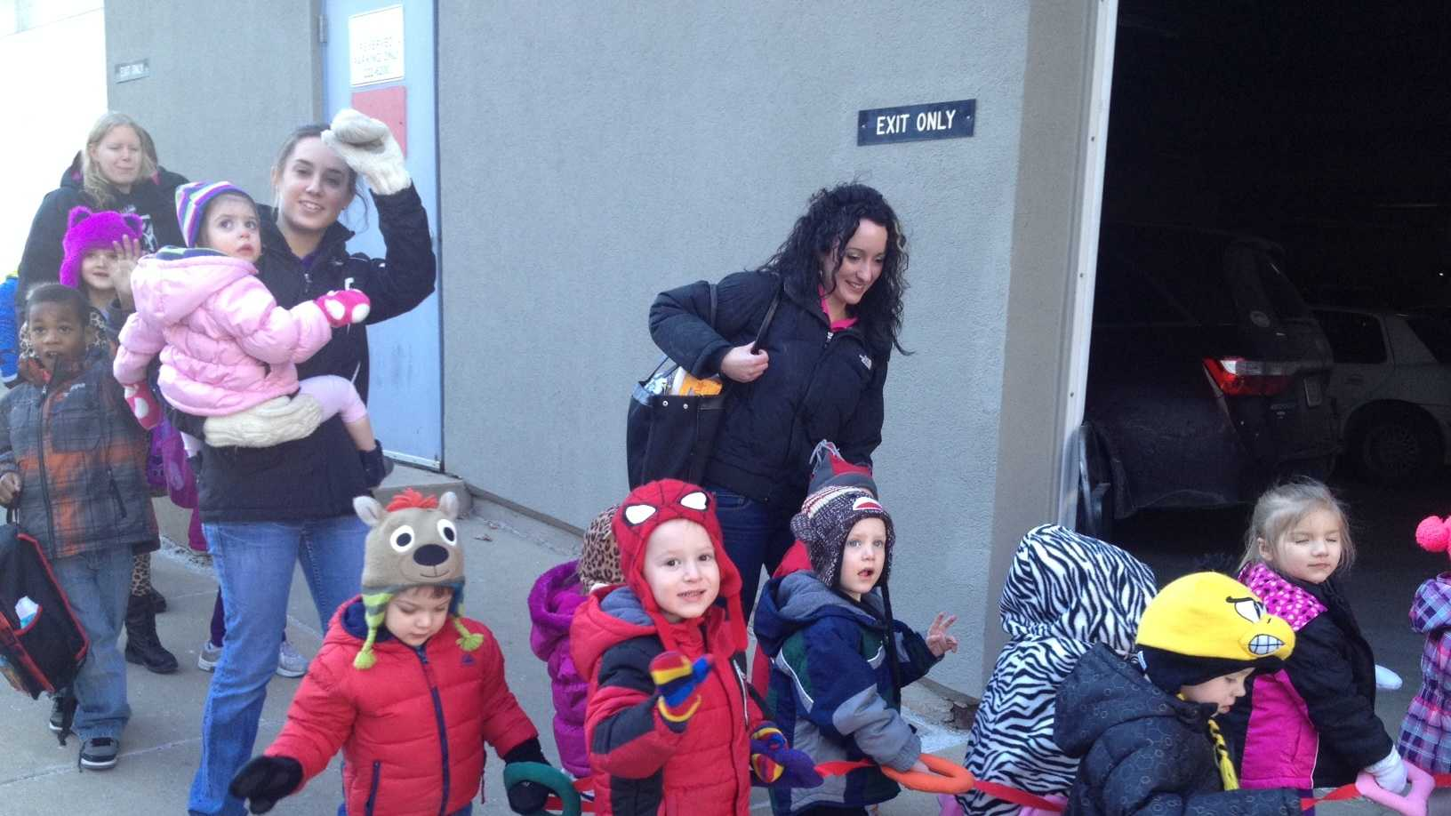 preschool evacuation 1