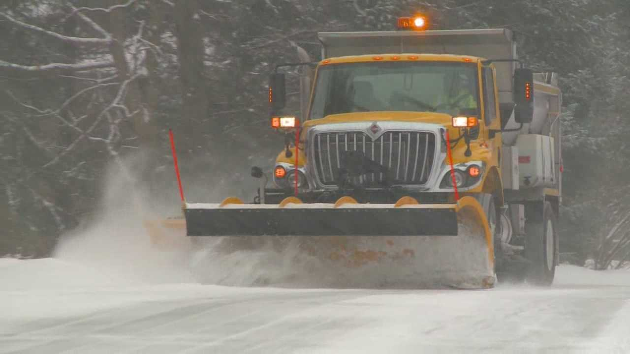 We've all heard of salt being used to keep roads clear in the winter, but there's another ingredient that's now helping out.