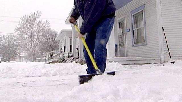 snow shovel generic