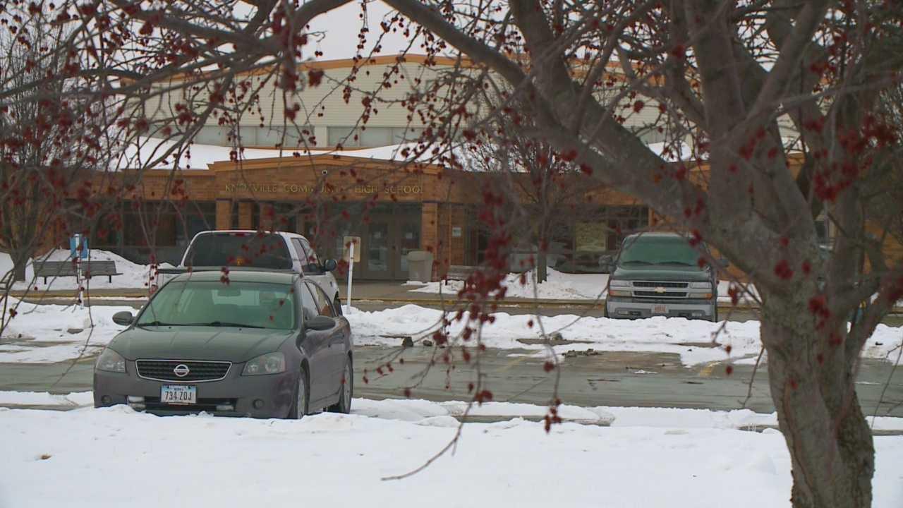 Knoxville High School employee under investigation