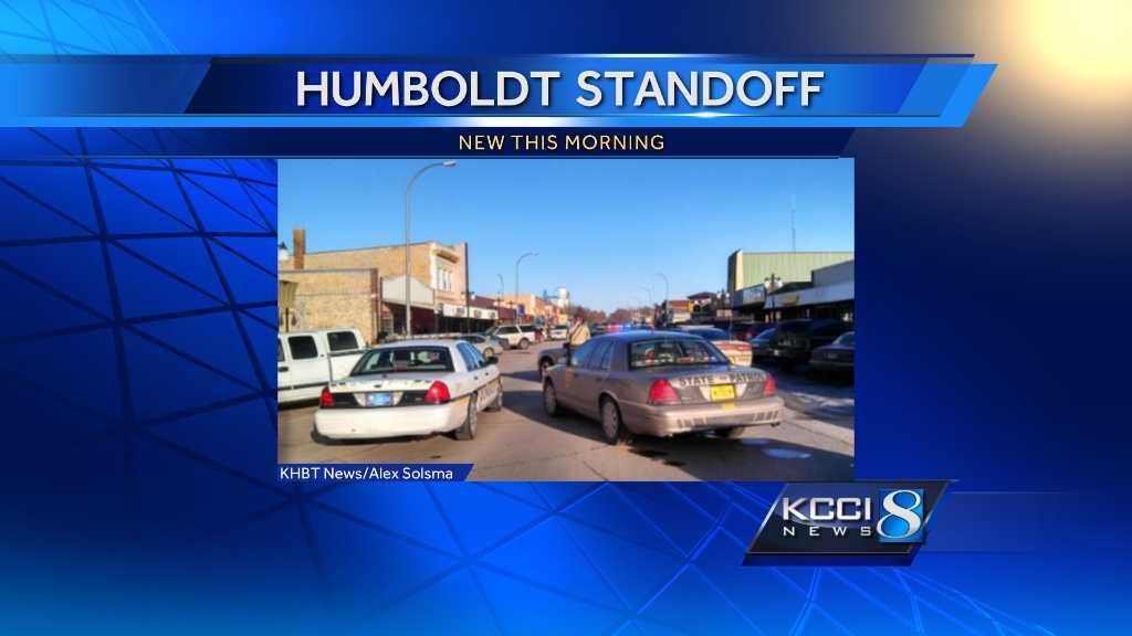 Humboldt standoff