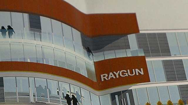 Raygun expanding in, outside of Des Moines market