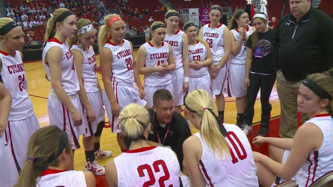 The Carlisle Wildcats continued their incredible turnaround Tuesday night.