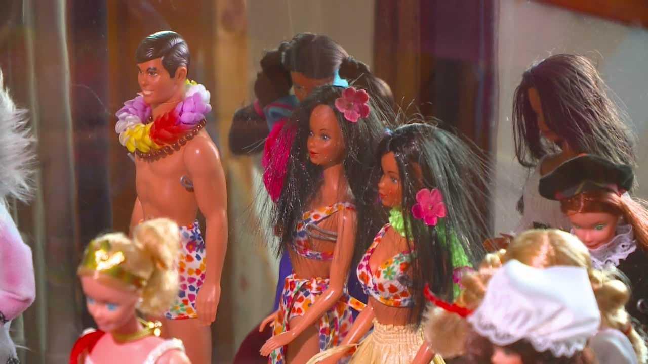 Iowa town celebrating Barbie's 55 birthday