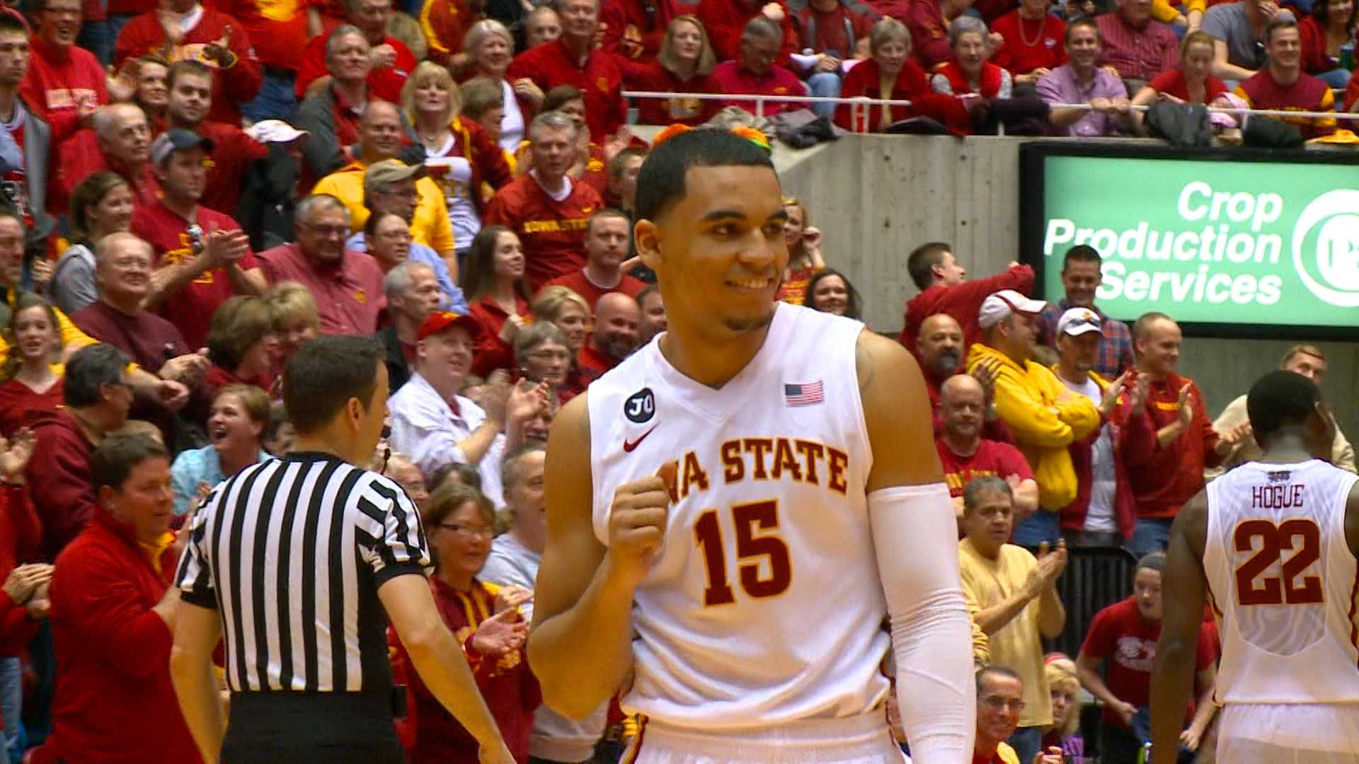 Naz Long Iowa State basketball