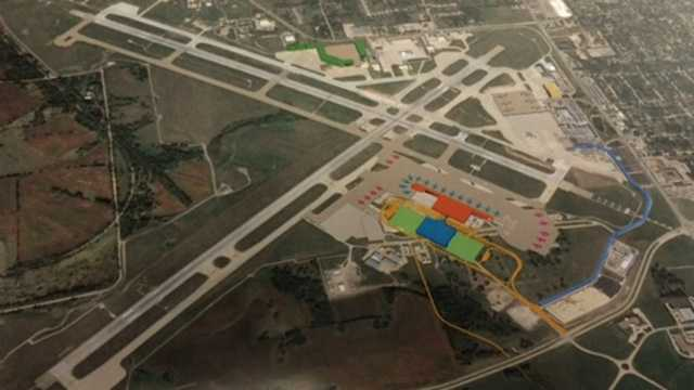 Plans new terminal Des Moines Airport