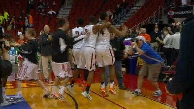 Valley on to the Title Game
