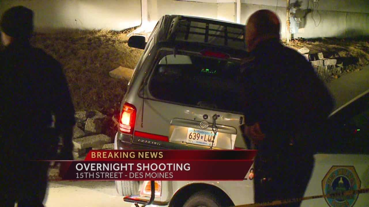 Police: 1 injured in officer-involved shooting