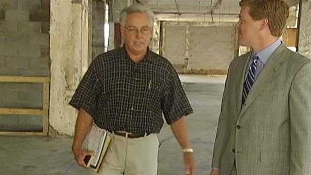 Archive photo July 2000