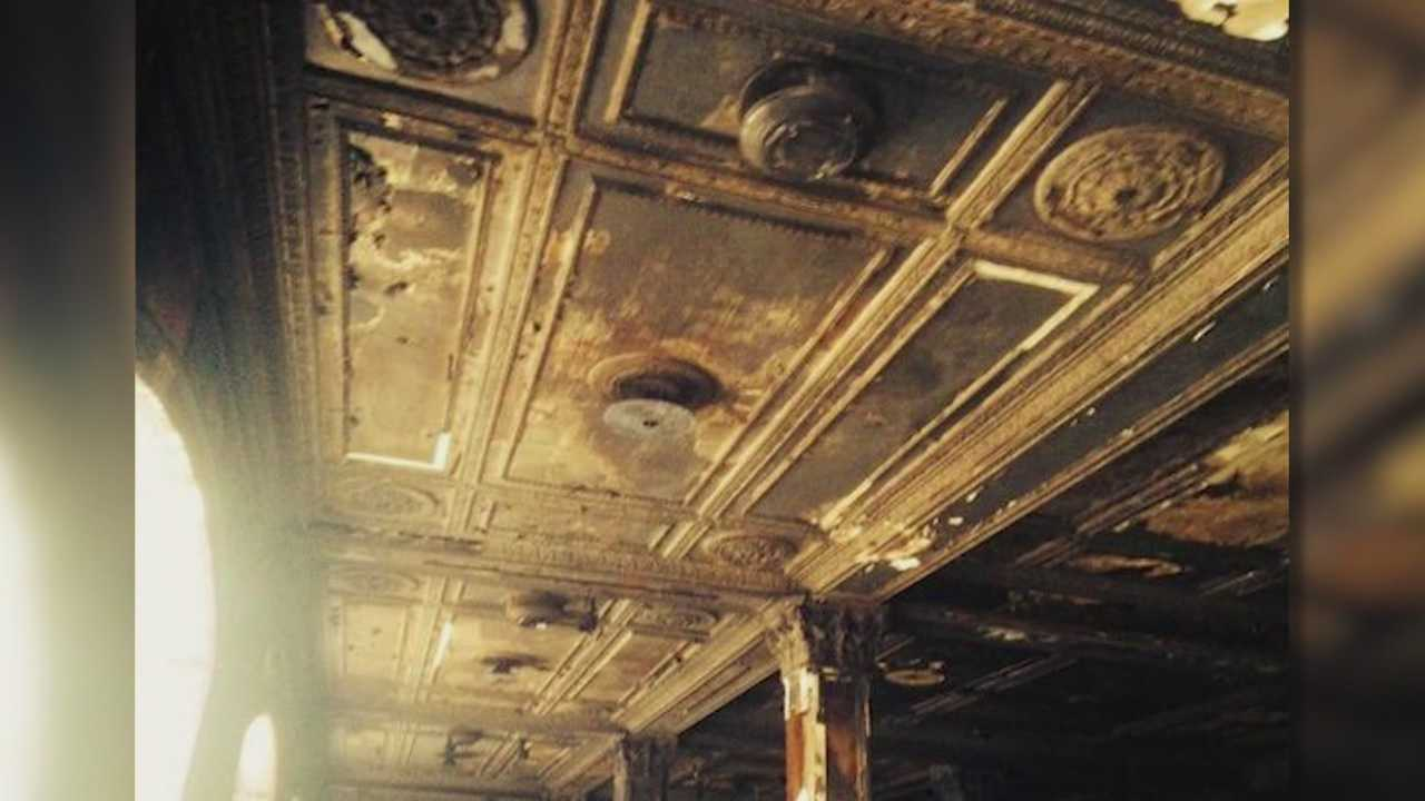 First photos of Younkers Tea Room released