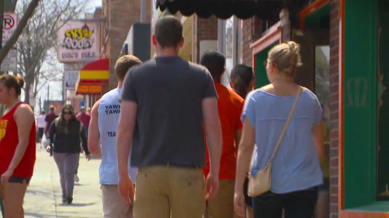 VEISHEA weekend usually has swarms of crowds on the Iowa State University campus and packed sidewalks along Welch Avenue&#x3B; however, the weekend was quiet after the university canceled the event.