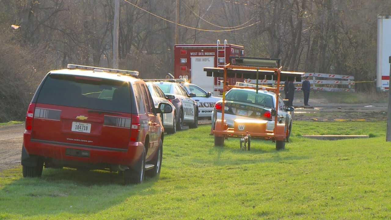Body found next to burned vehicle