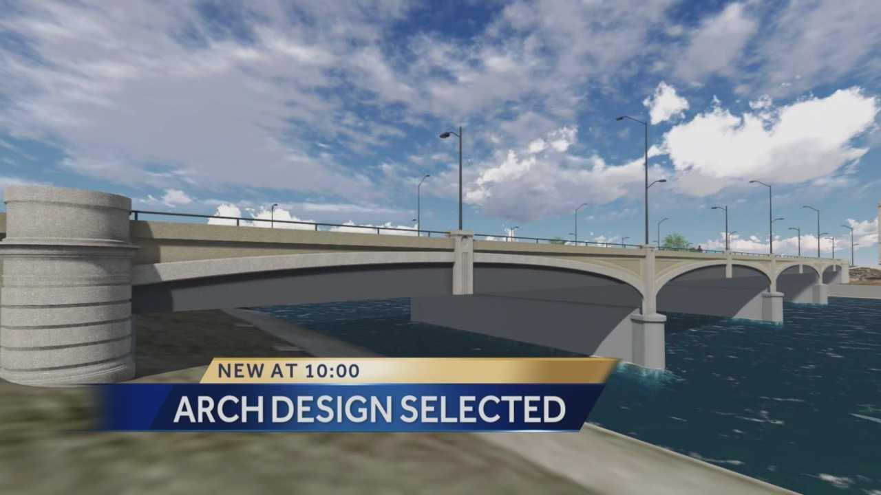 City selects Grand Avenue Bridge design