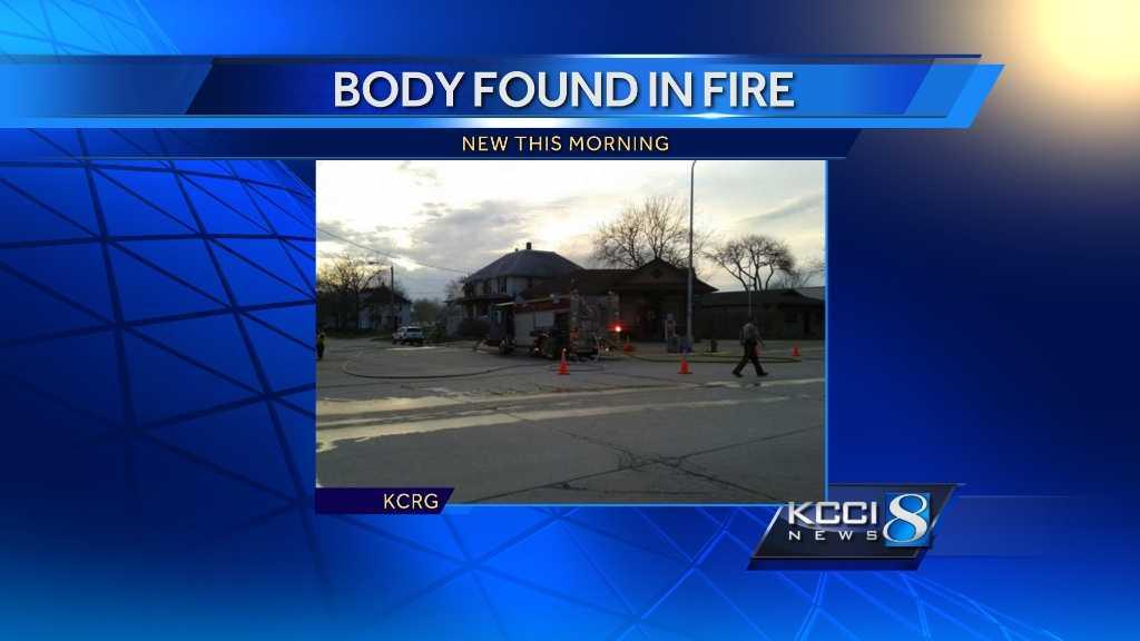 KCRG body found