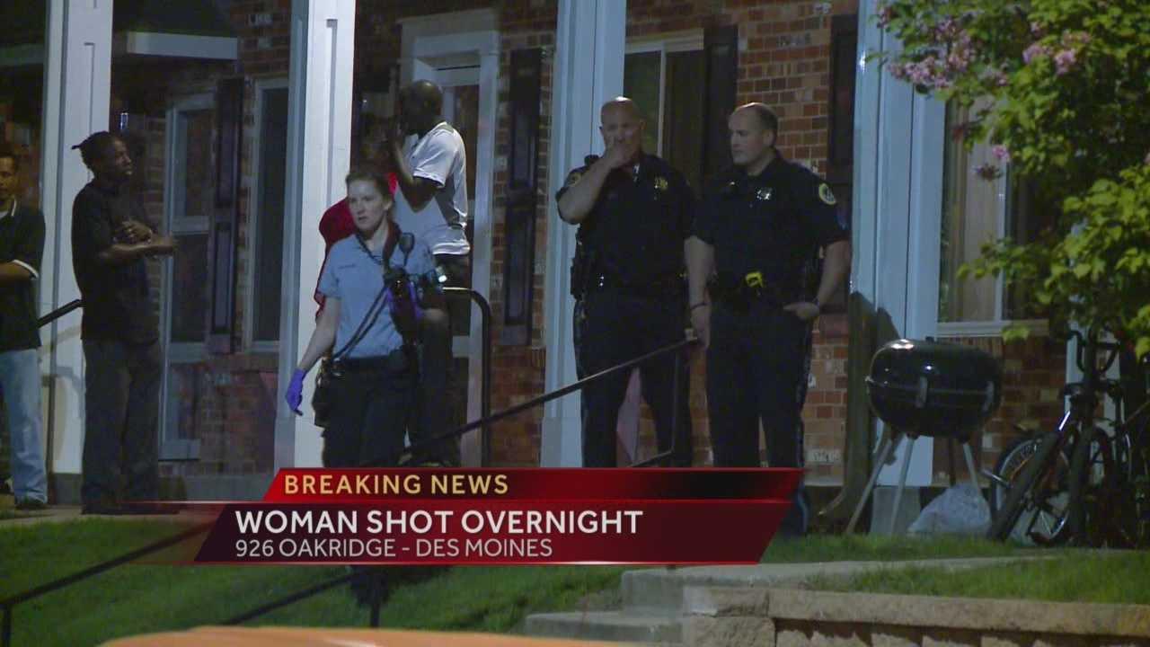 Police investigate overnight shooting