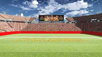 Iowa State Athleticsreleased new concept drawingsMonday showing plans to transform the south end of Jack Trice Stadium.