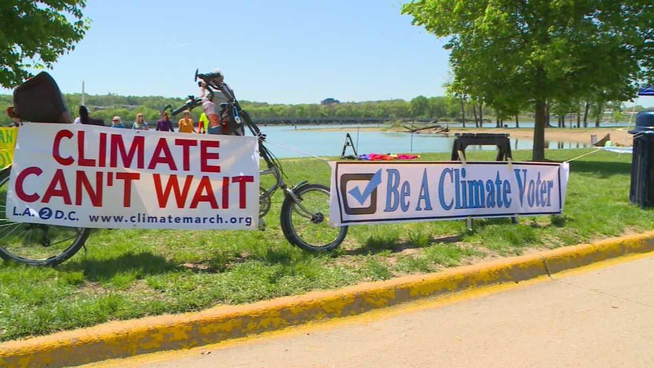 Activists say no to Keystone pipeline
