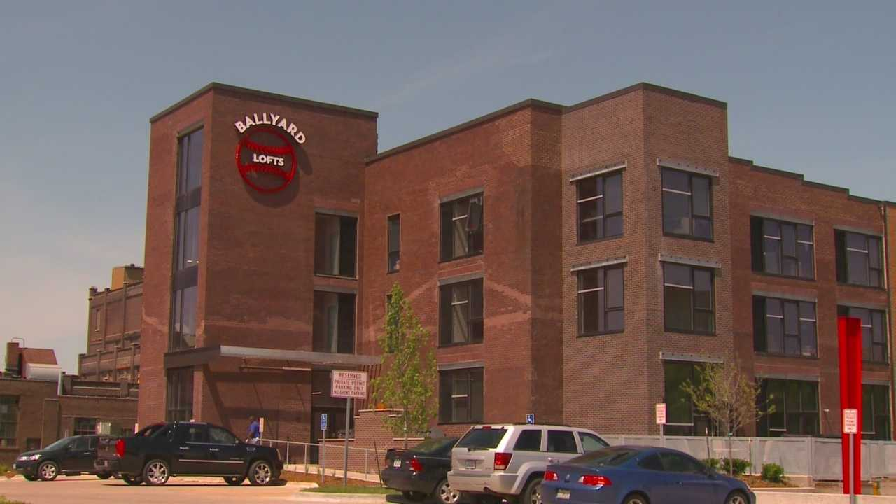 More downtown Des Moines lofts are opening near Principal Park.