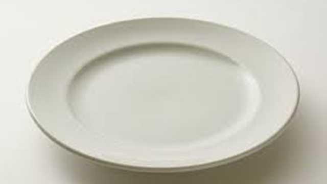 empty plate generic