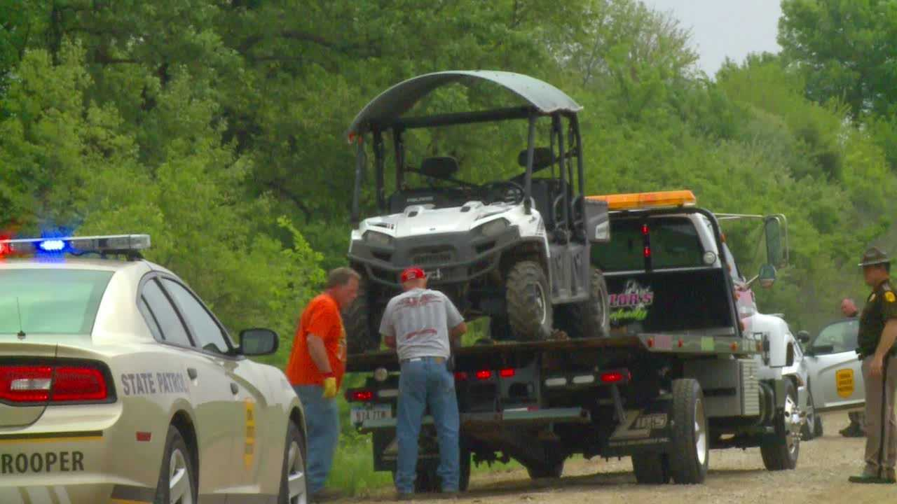 Girl critically injured in ATV rollover