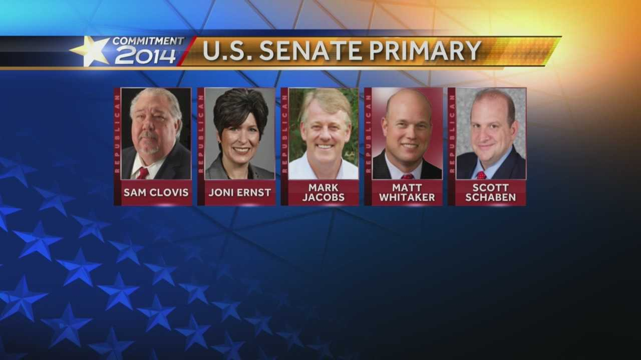 GOP Senate Race
