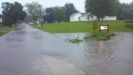 lenox street flooding 1