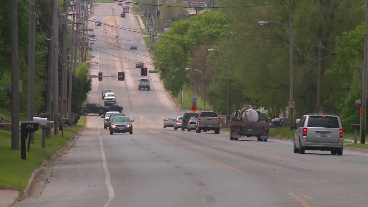 The city approved the plan to give back a fourth lane to Hubble Avenue