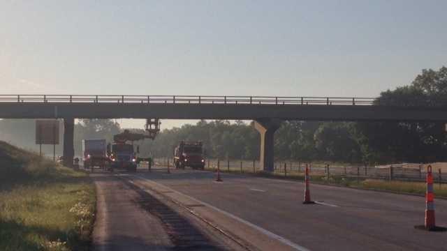 I-80 bridge