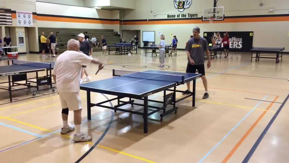 Iow Senior Games