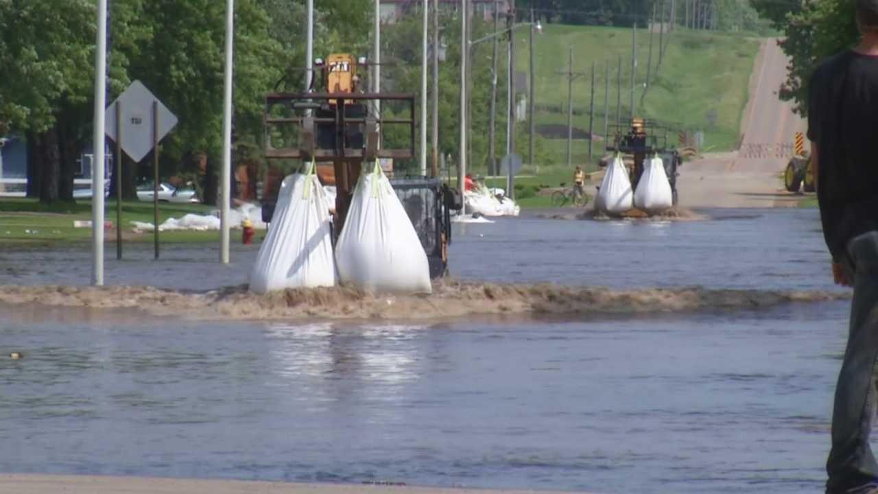 Flood preps