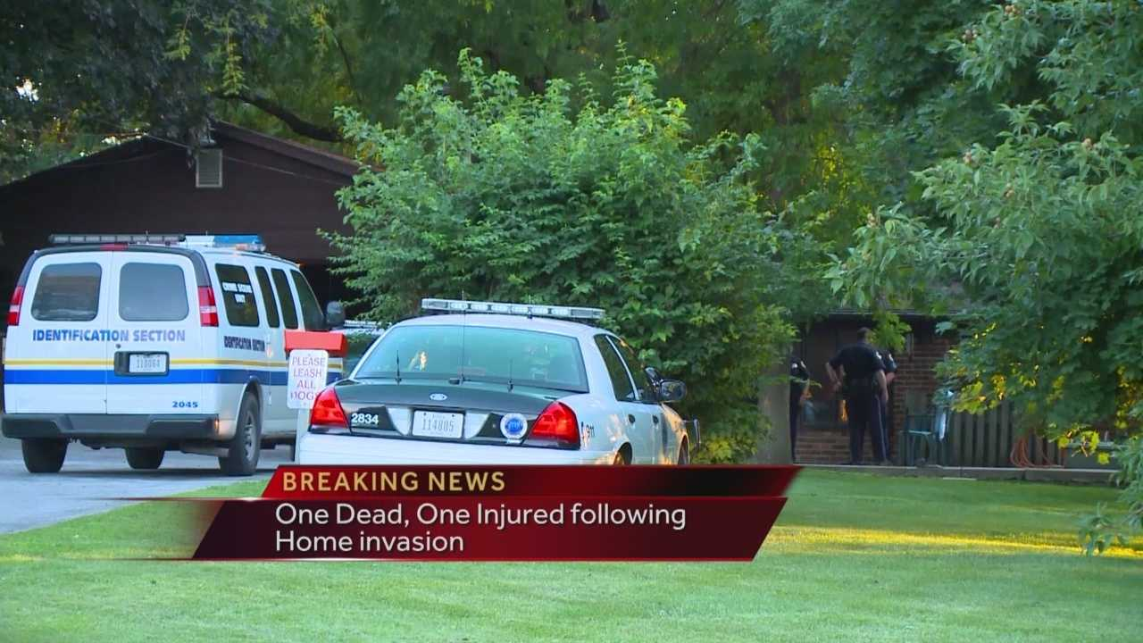 Des Moines deadly home invasion