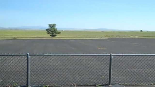 Plane crash Las Vegas, NM
