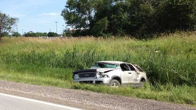 Highway 30 crash