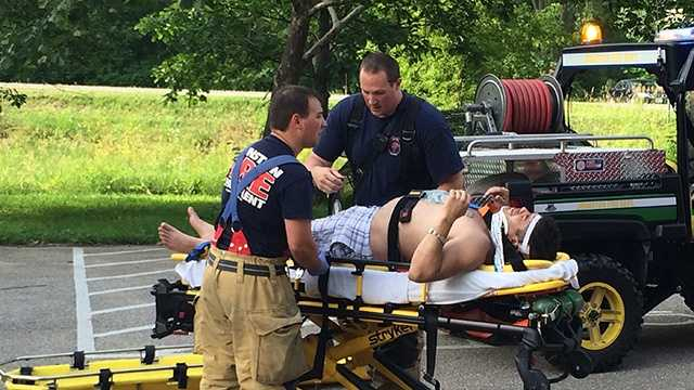Jet skier injured in crash with boat on Des Moines River