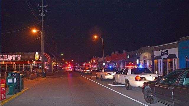 7 people injured in Indianapolis shooting