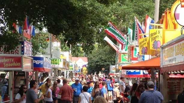 Iowa State fair generic