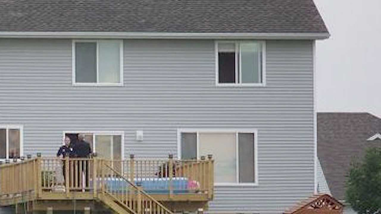 A 2-year-old dies after falling from window