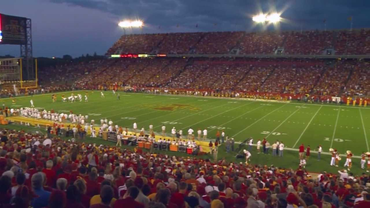 Cyclone football fans and their kids won't be able to simply walk up and buy hillside tickets to an Iowa State Football game this season.