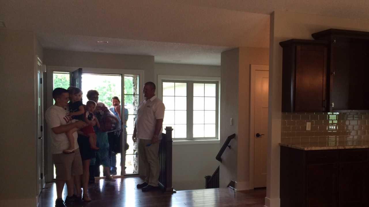 Operation Finally Home gives Mason family new home