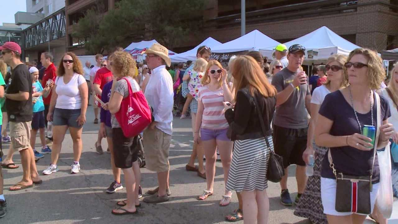 Popular Downtown Farmers' Market vendor suspended