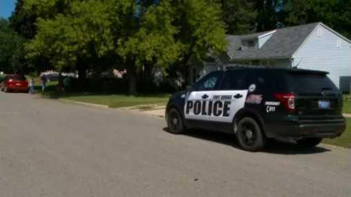Standoff in Fort Dodge Iowa