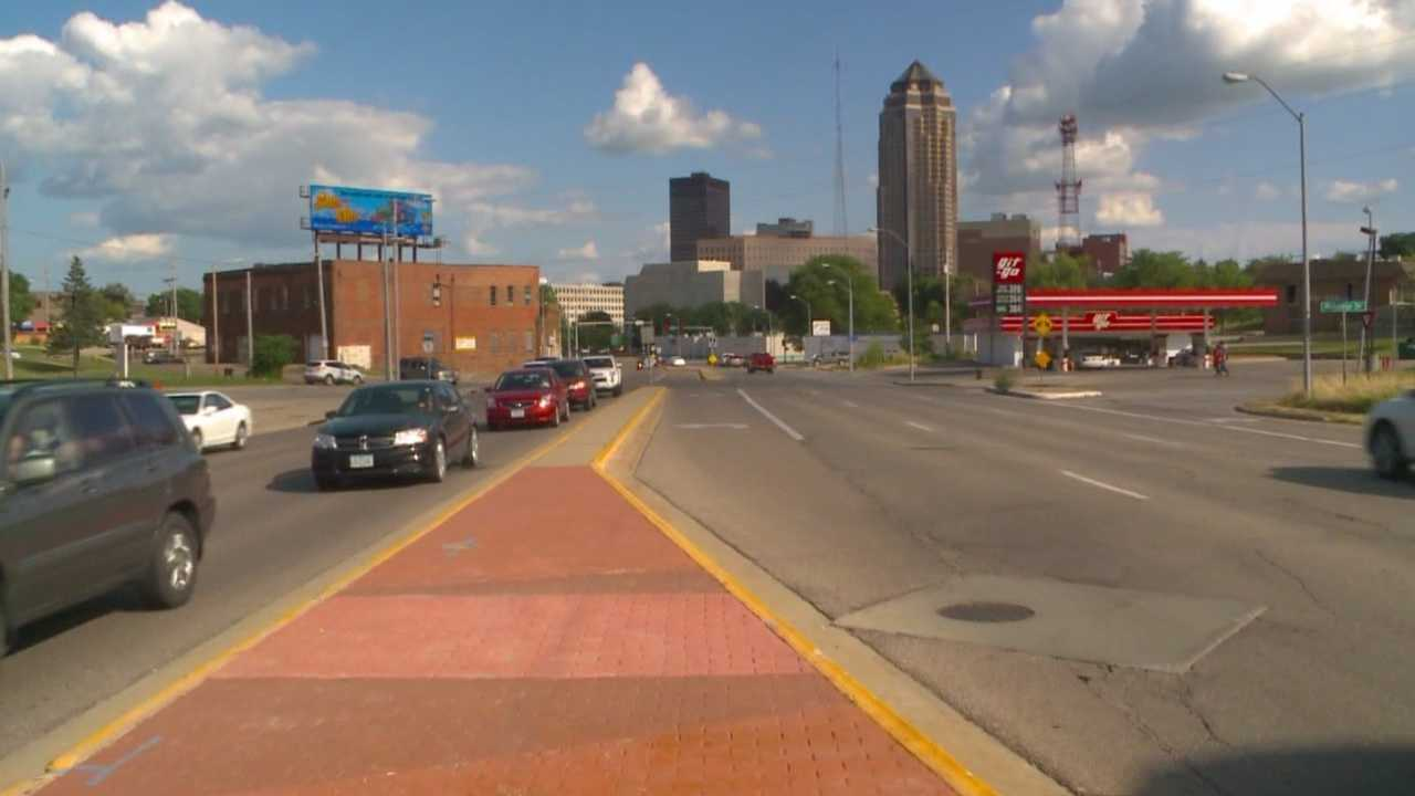 One of Des Moines' oldest downtown companies will be shutting its doors Thursday as a part of the Keo Way renovations.