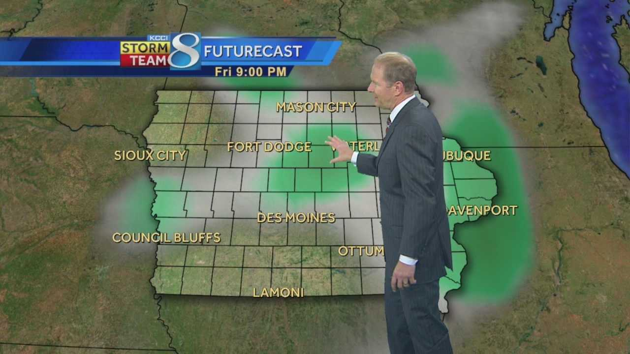 KCCI morning weather forecast