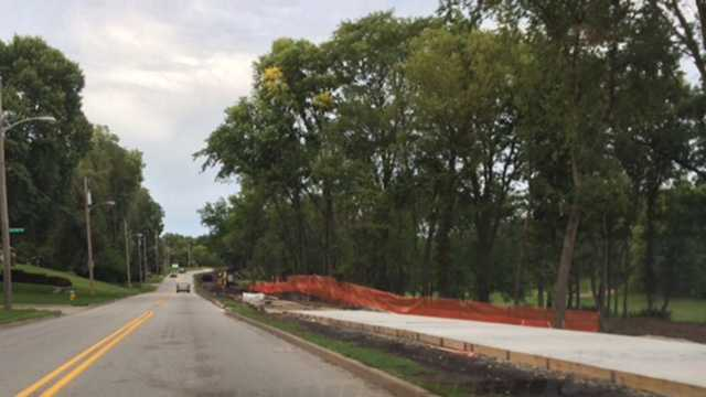 Bike trail expansion 56th Street