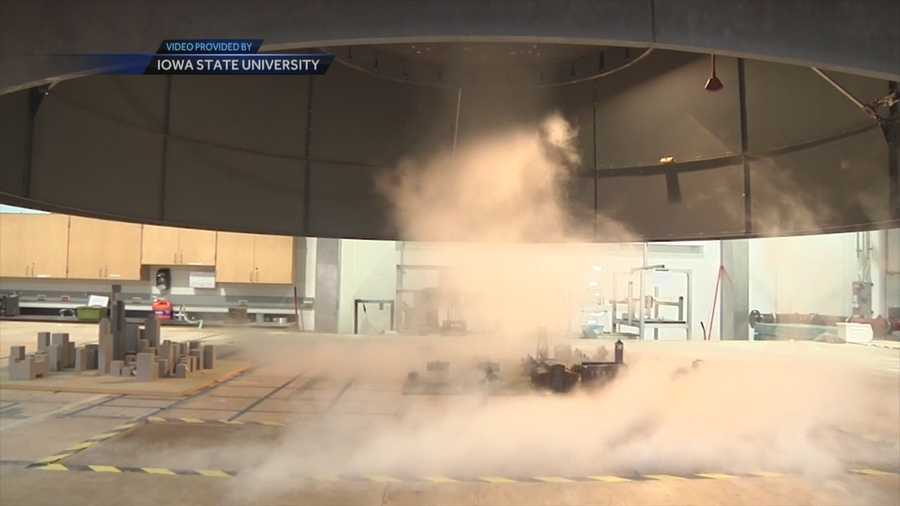 Used Cars Des Moines >> Tornado simulator used in university project